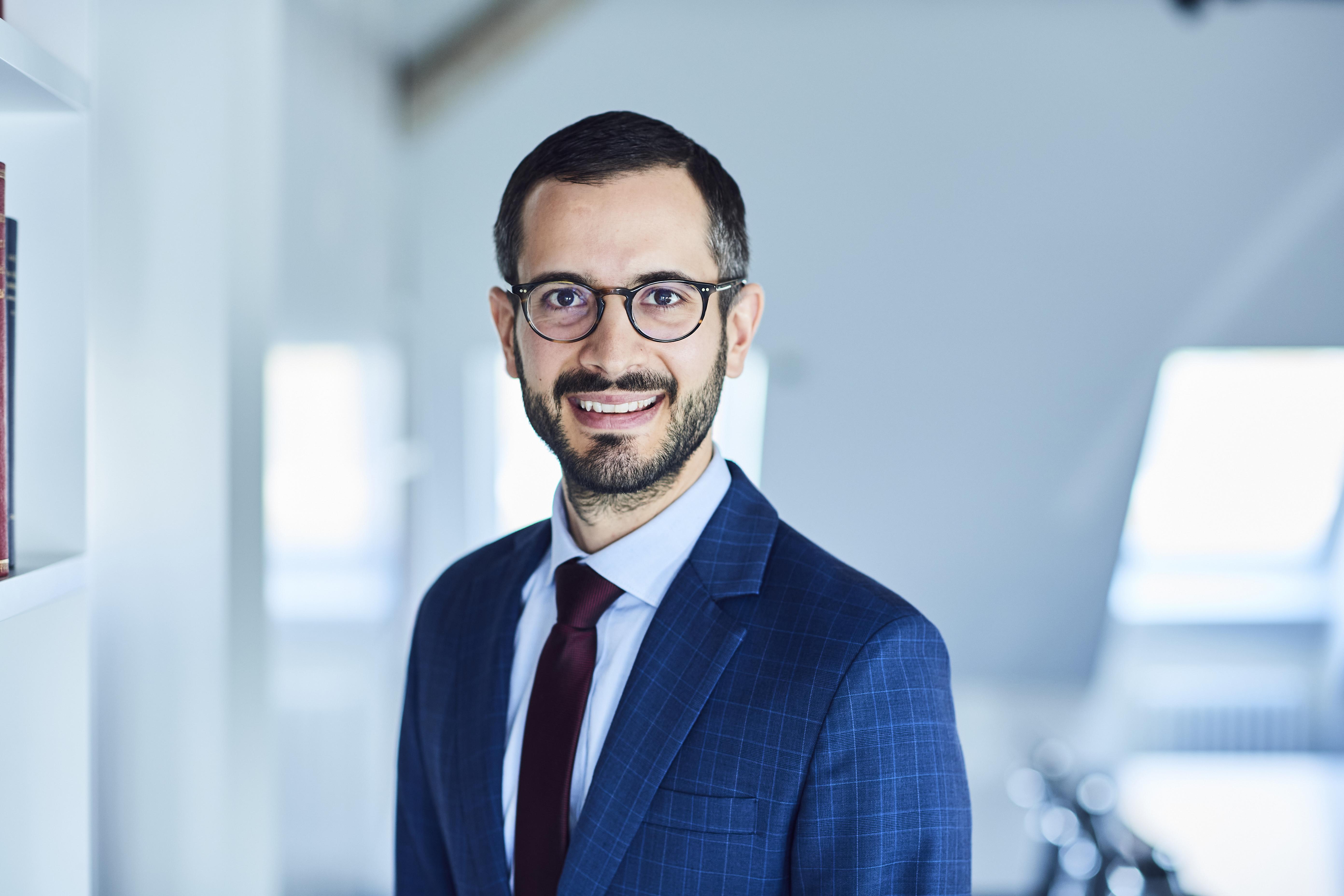 Nino Feltscher, Mitarbeiter Wirtschaftspolitik