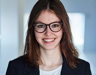 Flurina Mark, Mitarbeiterin Wirtschaftspolitik
