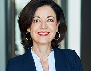 Dr. Regine Sauter, Direktorin
